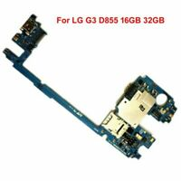 For LG G3 D855 16GB 32GB Repair Mainboard Motherboard Unlocked Repair Parts