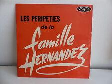 Les peripeties de la Famille Hernandez GENEVIEVE BAILAC ODETTE BARRIEU LD 597-30