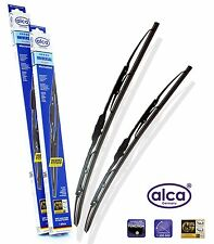 VOLVO V70 2000-04 alca windscreen WIPER BLADES 24''21'' 600/530mm set of 2