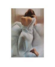 Domingo Girl VII Poster Kunstdruck Bild 50x40cm