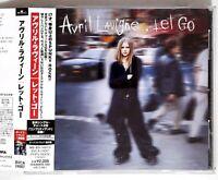 Avril Lavigne – Let Go  BVCA-24007 JAPAN CD, Album OBI