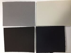 CAR HEADLINER FABRIC 2MM FOAM BACKED Automobile Trimmings Material Upholstery