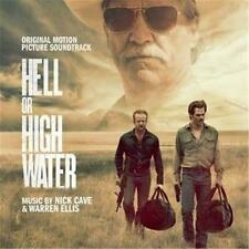 HELL OR HIGH WATER SOUNDTRACK Nick Cave & Warren Ellis CD NEW