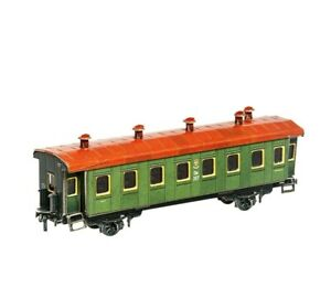 Railway COACH Train RUSSIA HO Scale 1/87 Locomotive PASSENGER WAGON 3D Puzzles