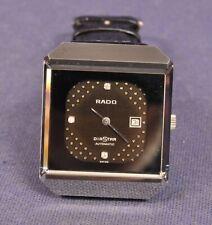Rado Diastar Automatic / Damen Herren Medium Automatik Uhr Armbanduhr