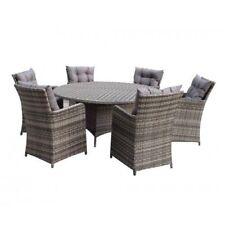 4 Seasons Outdoor Garden & Patio Furniture Sets with 7 Pieces