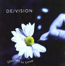 DE/VISION Unversed In Love CD 1995