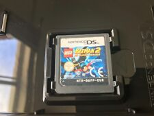 LEGO BATMAN 2 DC SUPER HEROES GAME CART ONLY NINTENDO DS 3DS ORIGINAL PAL