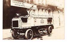 NEW YORK CITY FIRE DEPT HIGH PRESSURE HOSE ENGINE TRUCK BY GRAMM+ADVERTISING