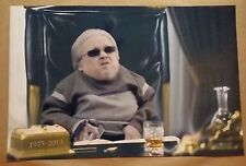 "Eric the Actor FULL SIZE 24"" x 36"" Poster Whack Pack Howard Stern Midget Mancave"
