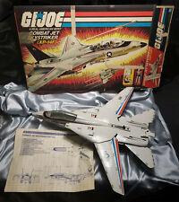 VINTAGE G.I. JOE COMBAT JET SKYSTRIKER XP-14F IN BOX