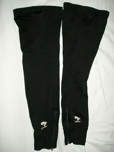 Bellwether Leg Warmers w/ Zippers-Large