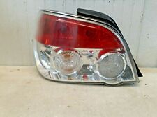 SUBARU IMPREZA 2006 2007 DRIVER LEFT SIDE TAILLIGHT OEM