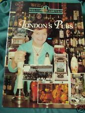 "SANDRA ALFRY: ""LONDON'S PUBS"", WELCOME TO BRITAIN, 1978"