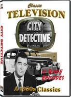 City Detective - Classic TV Shows - DVD