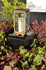 Grablampe   Grablaterne   Grabschmuck   Grab   Grablicht aus Messing ->NEU<-