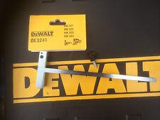 DeWalt DE3241 Parallel Side Fence pour DW321 DW322 DW323 DW324 DW331 DW341 DW343