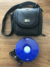 Beautiful Portable Music Lover'S Bundle Of Sony Pscy Cd Player & Speakers Tested
