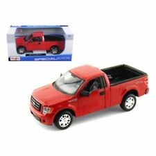 Maisto Ford F-150 STX Pickup Truck Diecast Car Special Edition Red 1:27