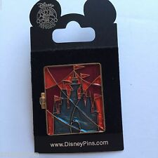 WDW - Aurora Hinged Stained Glass Sleeping Beauty Disney Pin 46929