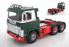 Scania LBT 141 1976 Green / White / Red Camion Truck 1:18 Model KK SCALE