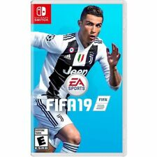 EA SPORTS NINTENDO SWITCH FIFA 19 SOCCER VIDEO GAME NEW FACTORY SEALED