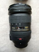 Nikon AF-S DX VR Zoom Nikkor 18-200 mm f/3.5-5.6 G IF-ED