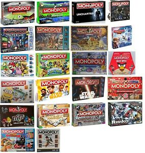 MONOPOLY / RISIKO Brettspiel Hasbro AUSSUCHEN: ...