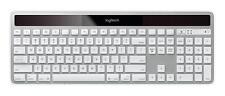 Logitech K750 Solar Wireless USB Keyboard for MAC US QWERTY keyboard layout