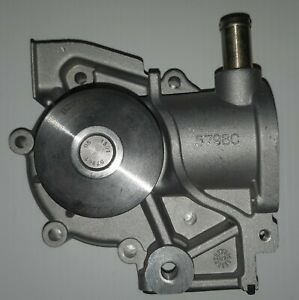 Gates Subaru Water Pump - GWP3035, For A SUBARU