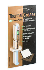 Thermal Conductive Paste Grease Copper Based 1.5ml Syringe 3,1g/cm3 Termo Pasty