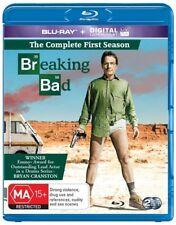 Breaking Bad : Season 1 Blu-Ray : NEW
