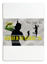 Murder in The Roaring 20s 6-14 Player Mystery Flexi-party by Flexi Party
