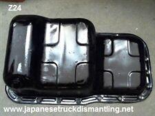 1987 1988 1989 Nissan Pickup D21 Engine Oil Pan Z24 2WD 1111006W02 11110VJ200