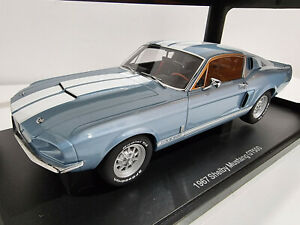 AUTOART 72907 1967 FORD MUSTANG SHELBY GT500 # 1/18  #NEW#
