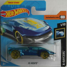 Hot Wheels - El Viento blau T-Hunt / Treasure Hunt Neu/OVP