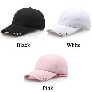 Men Women Baseball Cap Adjustable Casual Hip-Hop Hat Baseball Caps