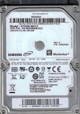 Samsung ST500LM012 HN-M500MBB/SC2 F/W: 2AR20003 500GB Seagate