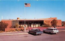 AJO ARIZONA VISITOR CENTER ORGAN PIPE CACTUS NATIONAL MONUMENT POSTCARD c1960s