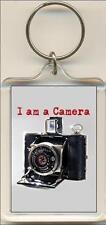 I Am A Camera. The Play. Keyring / Bag Tag.