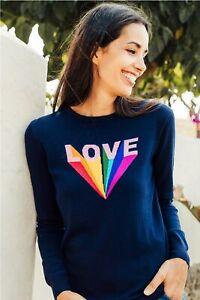 Rita Jumper - Love Rays Sugarhill Brighton Eco Fashion