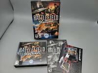 Battlefield Vietnam War Battle Military Strategy CD Game by EA Games for PC