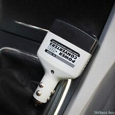 Car Power Inverter Converter DC 12/24V to AC 100V-240V USB Charger Adapter New