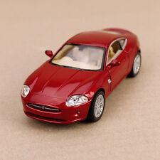 2011 Red Jaguar XK Coupe Model Car 1:38 Scale Die-Cast Metal Pull-Back 12.5cm