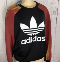 Adidas Originals x Rita Ora Sweatshirt Pullover Space Shifter Firebird Women M