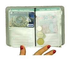 Bolsa de plastico Zip para Traveler Notebook Bolsillo Cremallera 4339b