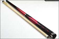 Collapsar L04 Billiard pool cues Sport Leather Stick Tiger Tip 13mm Radial  Pin