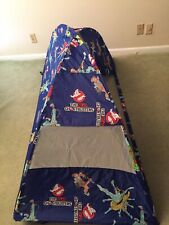 Vintage The Real Ghostbusters Wenzel Play Bed Pop Up Tent Toy 80's Awesome