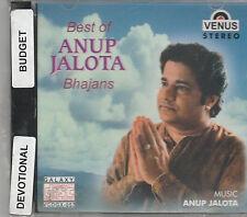 Best of Anup Jalota Bhajans [Cd] Hindi