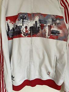 Original Chicago Bulls NBA-Jacke von 1980/1990